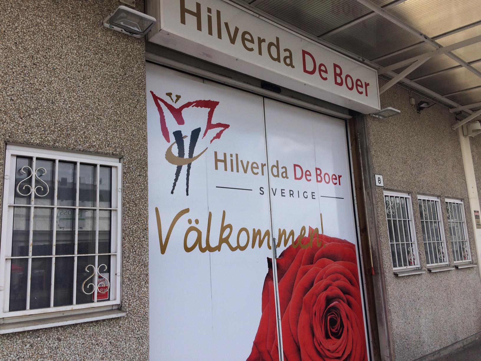 Oppet hus Hilverda De Boer Stockholm